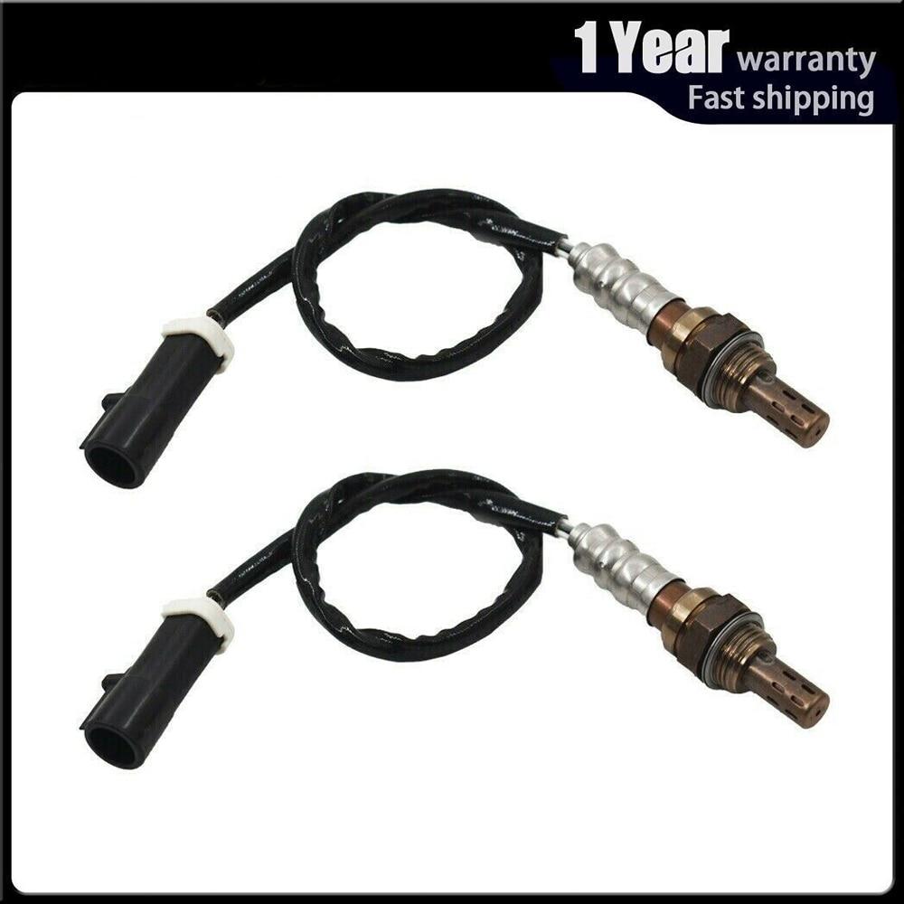 Кислородный датчик, 2 шт., 4 провода, для Ford Contour Focus Mercury Cougar Base Mystique GS LS 2.0L 234-4045234-4609