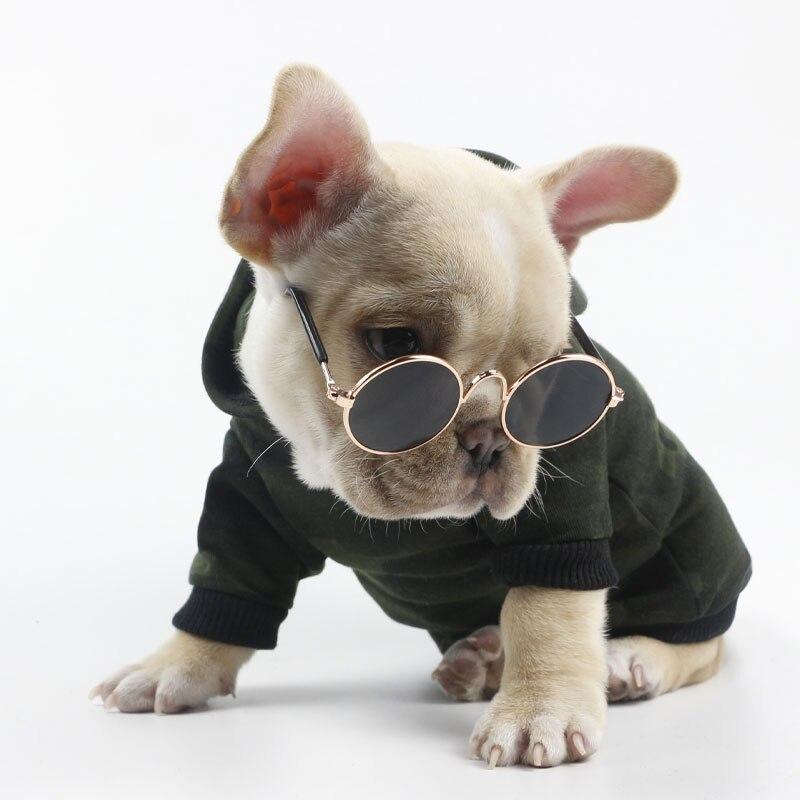Модные собака Кот солнцезащитные очки маленькие собачьи очки товары для домашних животных кошки собаки очков оправы очков Фото аксессуары ...