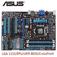 Verwendet  Asus P8H77-V LE Desktop Motherboard H77 Buchse 1155 USB 3 0 DDR3 32GB ATX Auf Verkauf