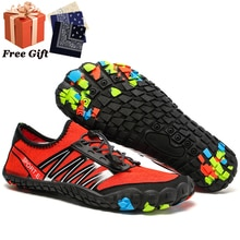 2020 new couple beach wading shoes, quick-drying shoes, lightweight outdoor adventure shoes, climbin
