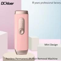 dckloer 990000 flashes laser epilator permanent ipl photoepilator hair removal depiladora painless electric epilator hot sell