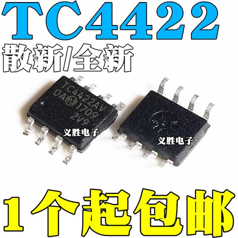 Original 5pcs/ TC4422AVOA TC4422AV TC4422 SOP8