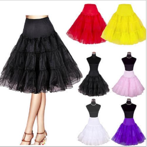 Новое поступление, винтажная расклешенная Нижняя юбка в стиле ретро/Расклешенная юбка в стиле 50-х годов/юбка-пачка в стиле рокабилли *