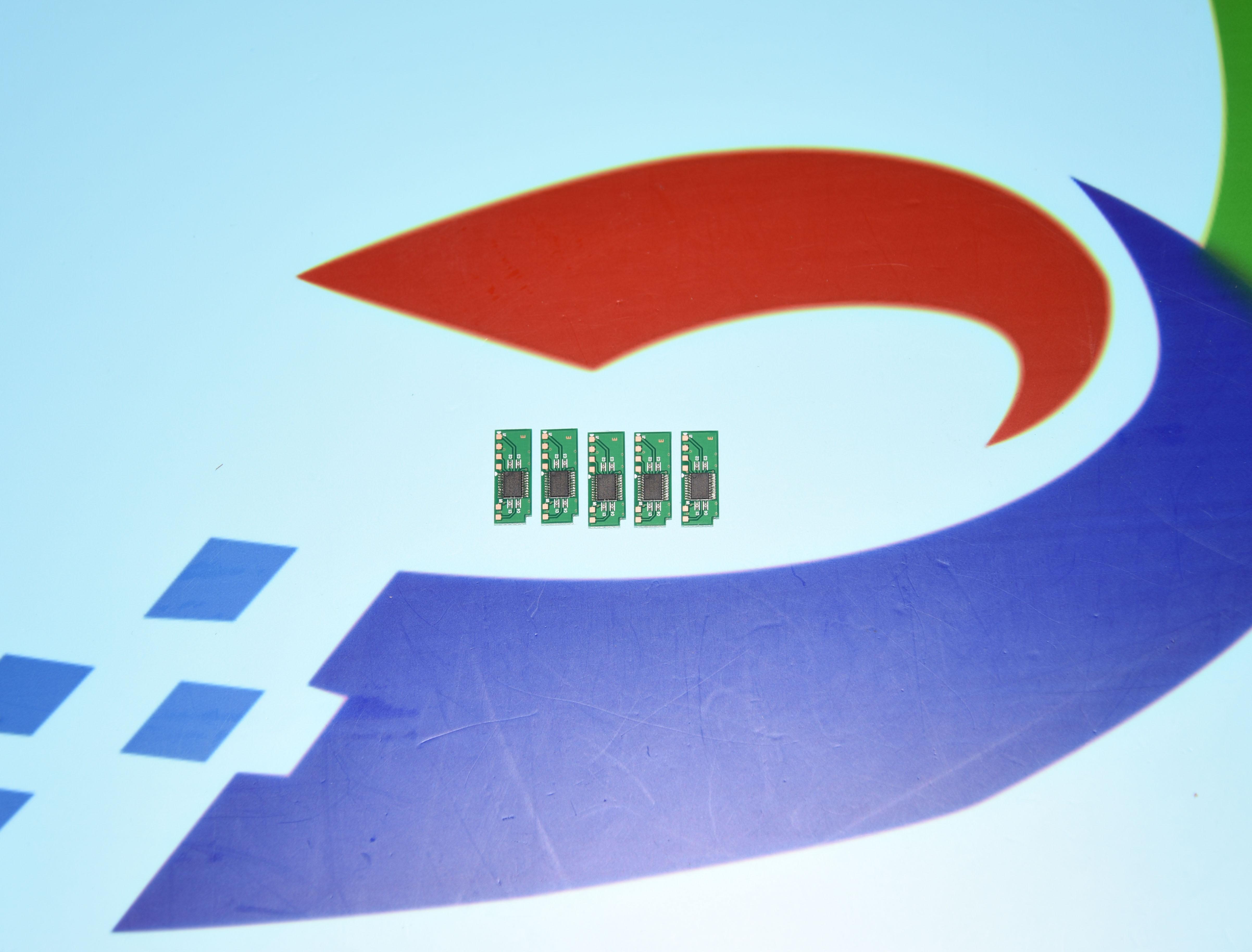 1 pçs * novo chip de toner para pantum PA-210 p2500/m6500/m6600 chip de toner permanente