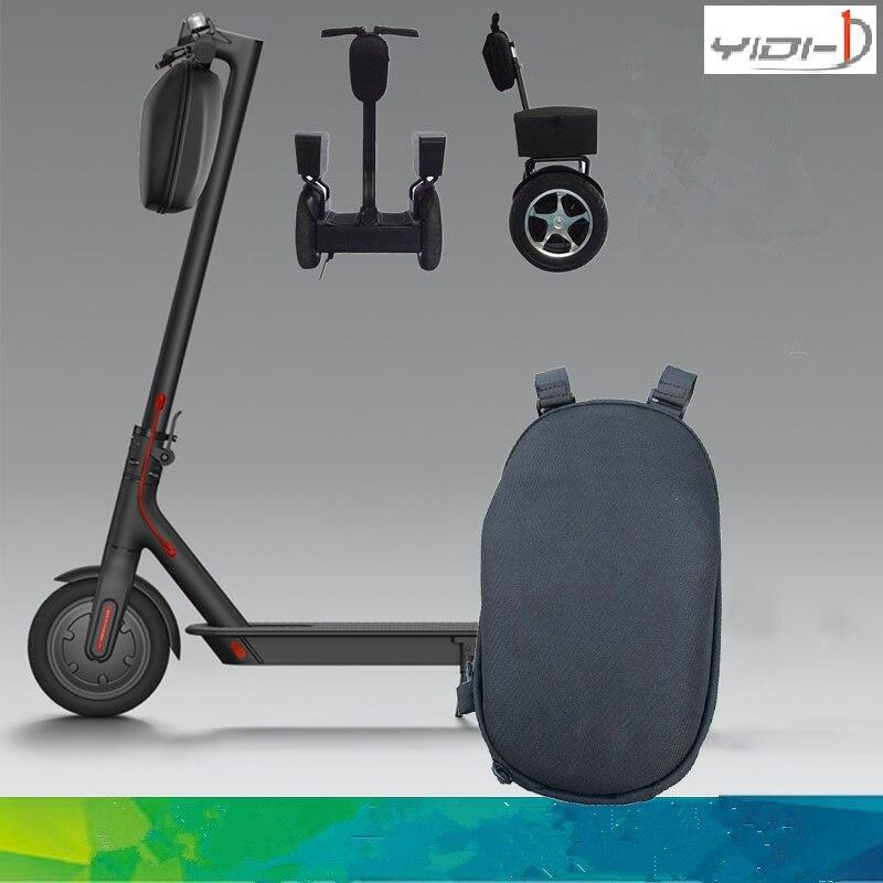 Electric scooter Balance car General purpose EVA head bag hard shell handlebar bag waterproof M365 / PRO can be used