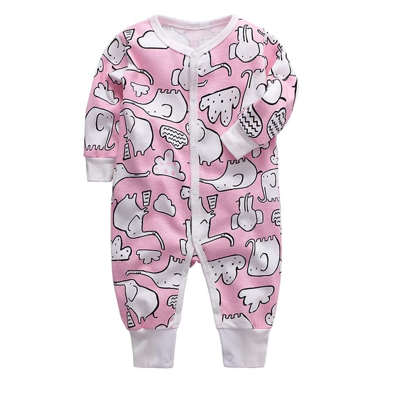 2 pack baby boys clothes babies romper new born overalls toddler jumpsuit 3 12 months infant girls long sleeve pajamas newborn jumpsuit baby clothing infant romper long sleeve 3-24 months babies pajama cotton baby girls boys clothes
