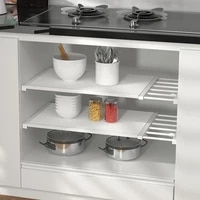 shelves cabinet holders adjustable closet organizer storage shelf wall mounted kitchen rack space saving wardrobe decorative