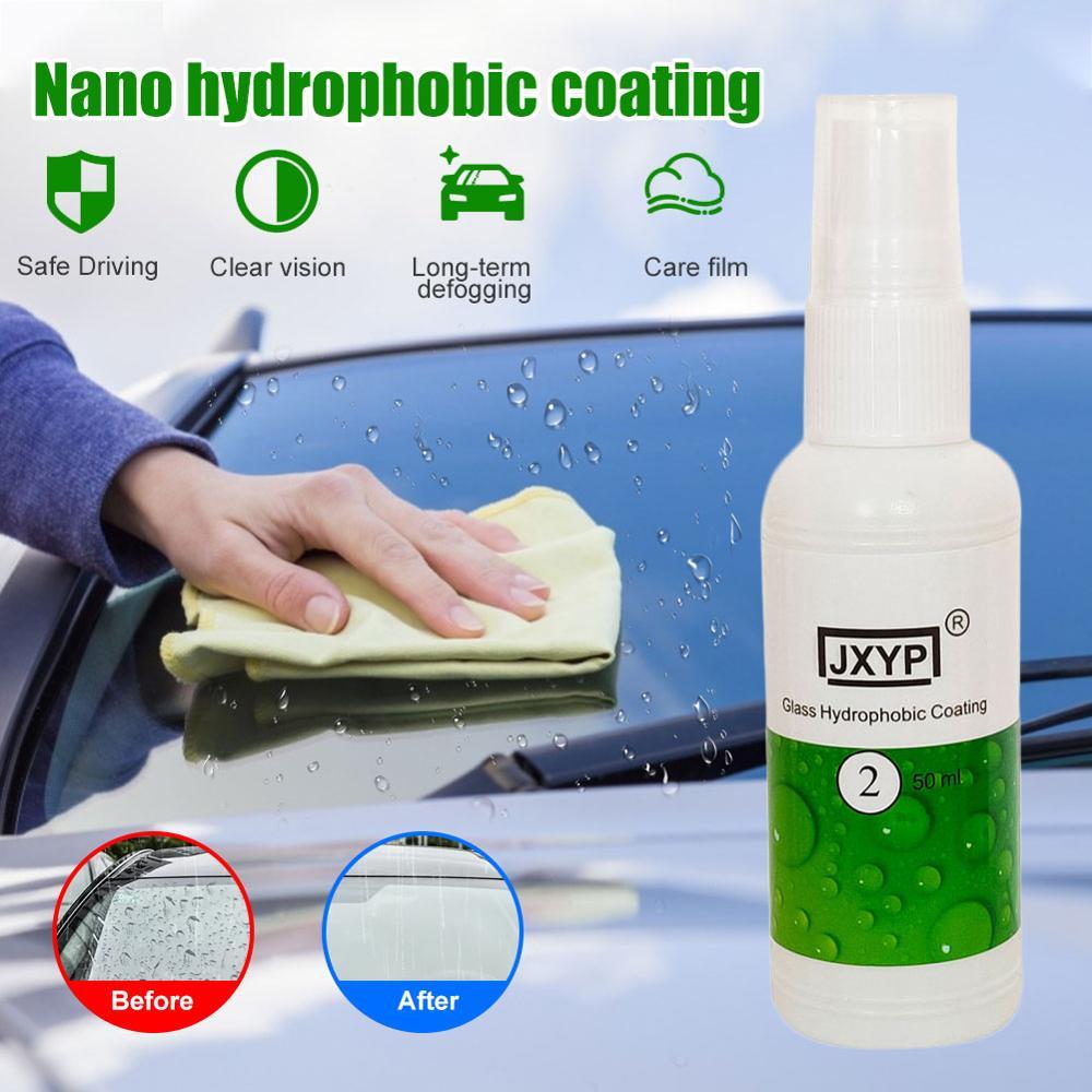 JXYP-2-20ml автомобильные аксессуары, многофункциональное стекло на лобовое стекло автомобиля, водостойкое нано-гидрофобное покрытие, Прямая п...