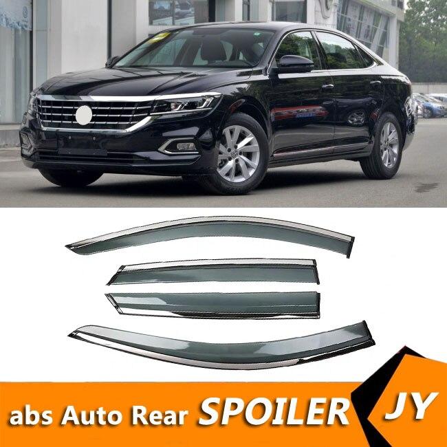 Para Volkswagen Passat 2019-2020 ventana Visor de ventilación tonos Deflector de lluvia...