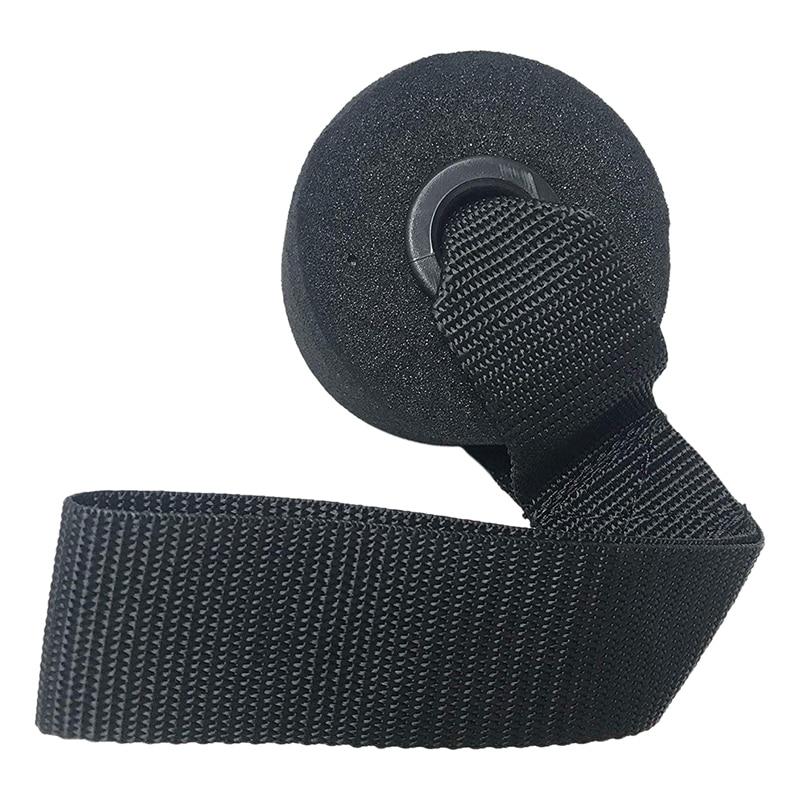 Yoga Home Indoor Door Anchor Gym Fitness Accessories Elastic Sports Equipment Fit D-Handle Portable Resistance Bands