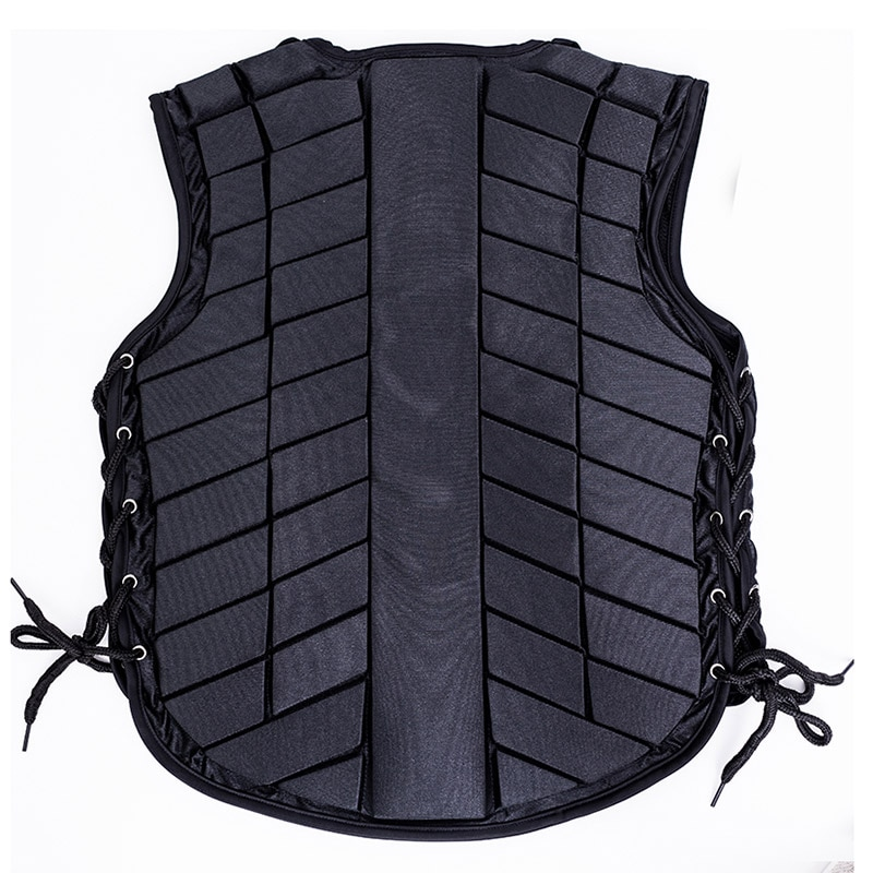 Outdoor Safety Riding Equestrian Body Guard Vest Protectors Gear Kids Adult Rafting Kayak Vest  Horse Riding Vest