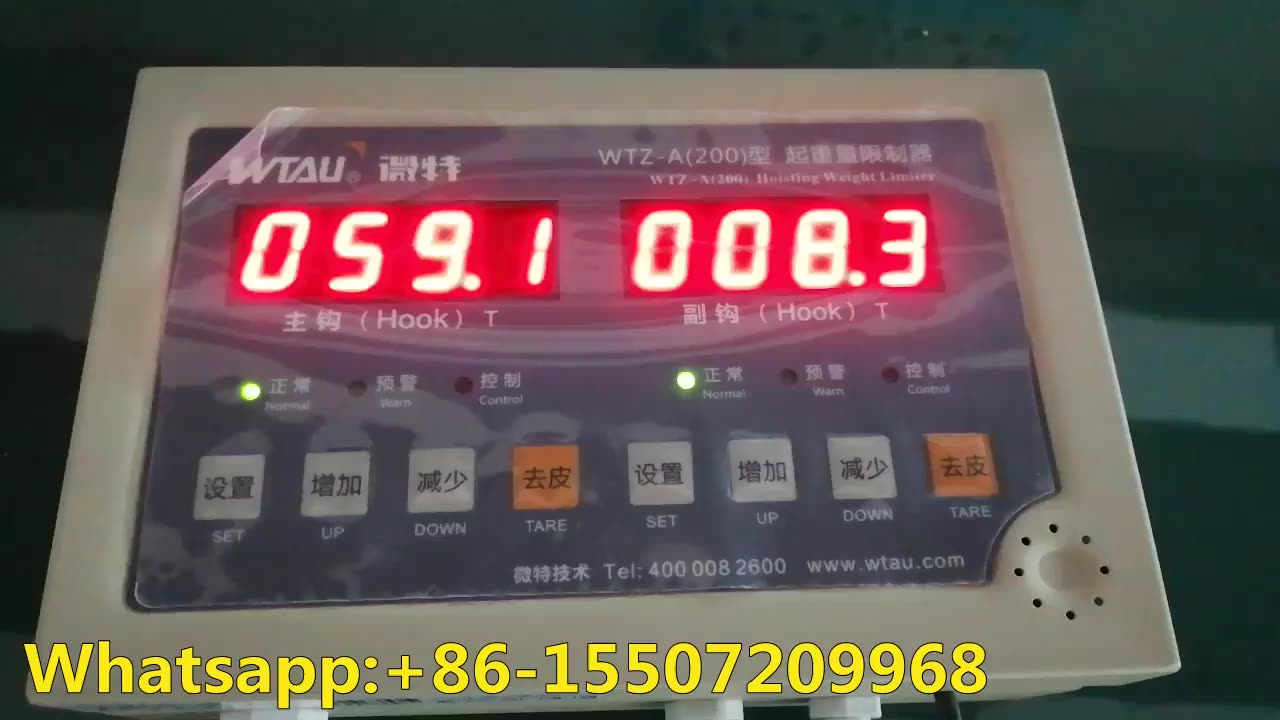 Over Load Limiter Manufacturers for crane overload protection  in china enlarge