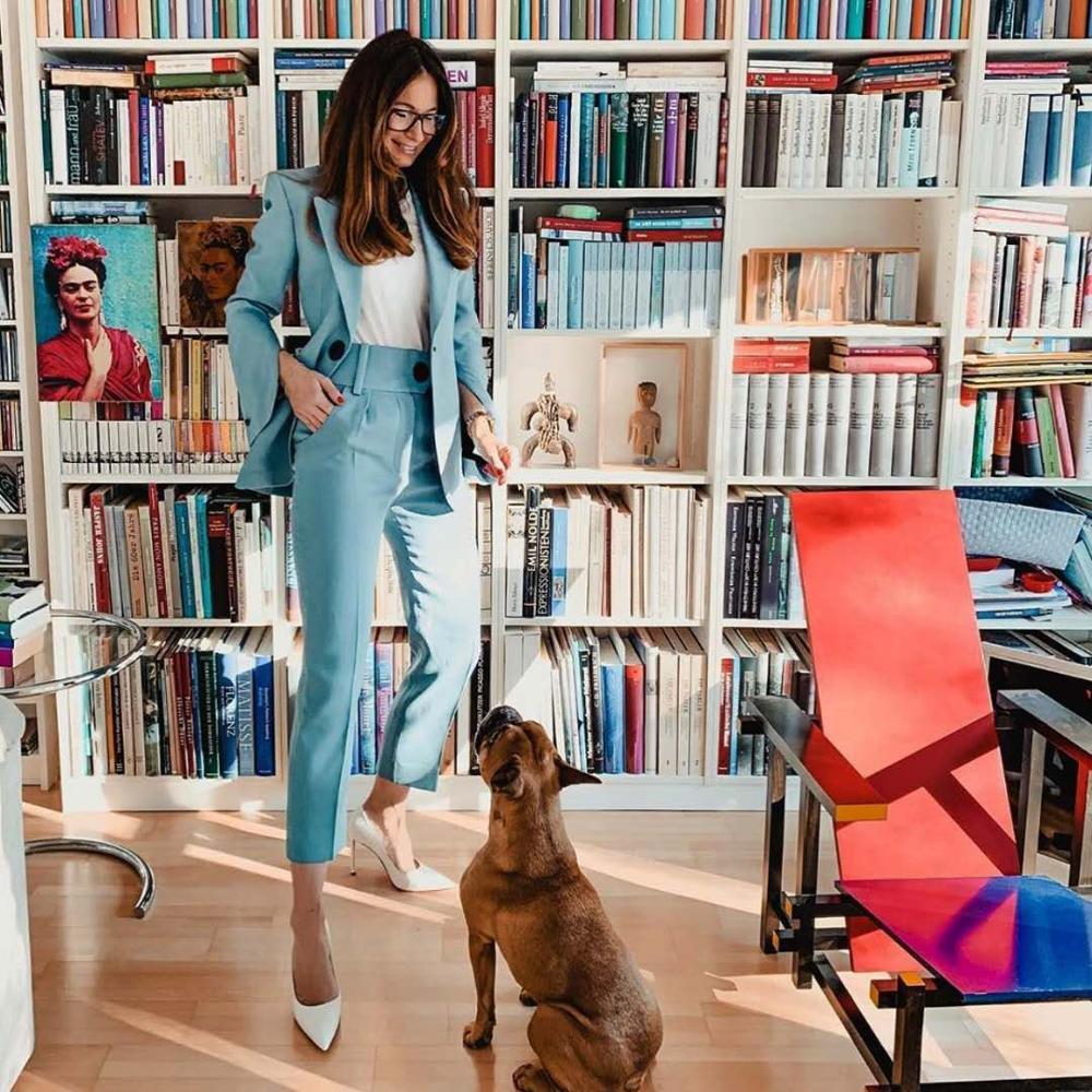 Женские костюмы, офисные комплекты, элегантные офисные комплекты с юбкой, брюками и жилетом, повседневные комплекты из жилета