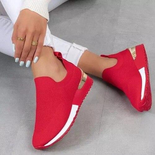 Zapatillas de deporte Zapatillas de correr vulcanizadas párr Mujer de zapatos deportivos...