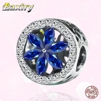 diy jewelry making openwork cz charm beads 925 sterling silver fit 925 original charms bracelet fine bead 2020 new style