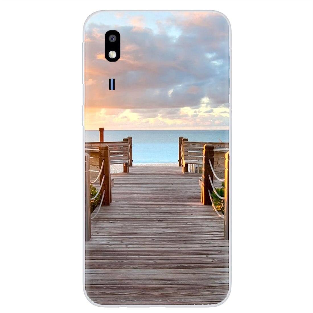 For Xiaomi Redmi 4A 7A S2 Note 8 3 3S 4 4X 5 Plus 6 7 6A Pro Pocophone F1 Summer Beach Hawaii Aloha Sea Ocean Soft Silicone Case