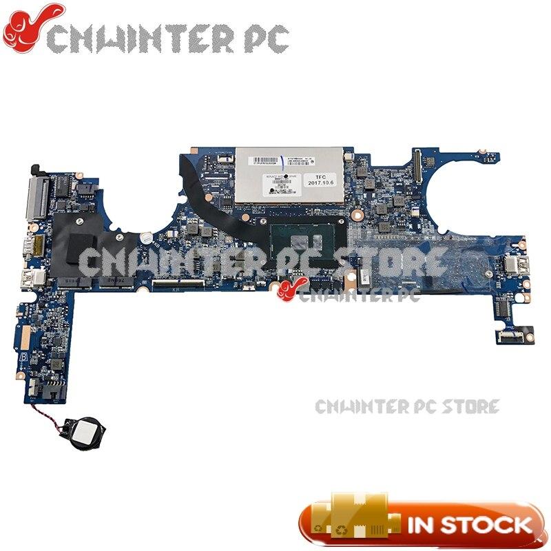 NOKOTION 844415-601 844415-501 DA0Y0FMBAJ1 ل HP Elitebook 1040 G3 اللوحة المحمول 8G RAM SR2F0 I5-6300U وحدة المعالجة المركزية