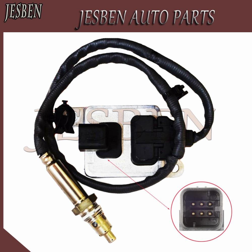 55485442 lw5442s 5wk97247 voltar sensor de nox para opel vauxhall zafira c mk3 tourer 1.6 cdti p12 diesel 2012-2021 b16dth posição 2