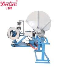Ancien dair de cvc de spirale de prix concurrentiel, ligne automatique de fabrication de tuyau de conduit dair déquipement de ventilation à vendre