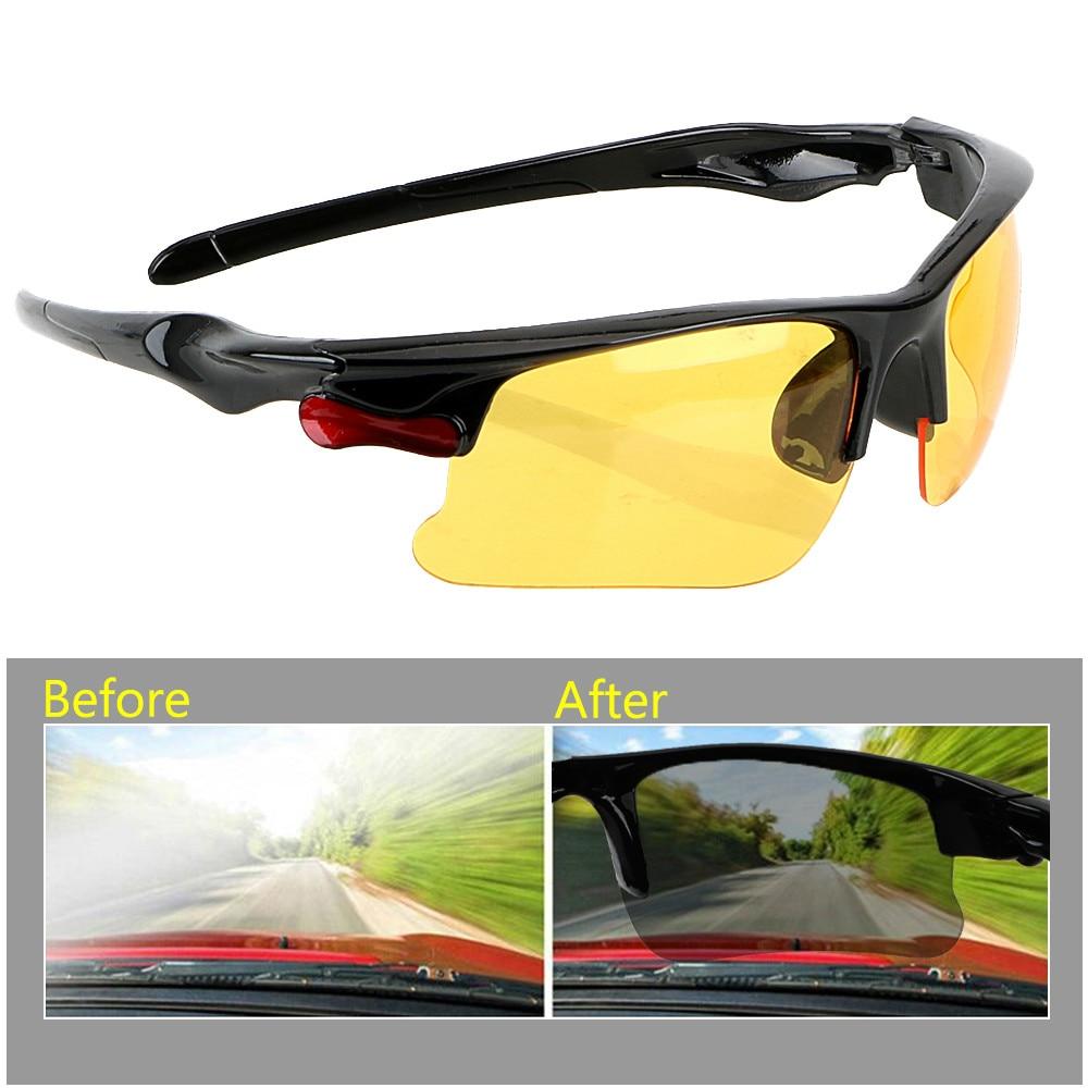 2020 Fashion Classic Driving Glasses Women Men Night VisionProtective Gears Sunglasses Vision Goggle