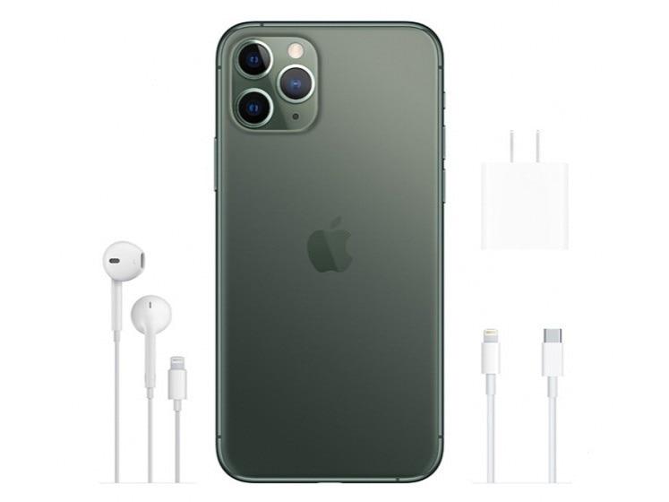 Original Apple iPhone 11 Pro A13 Bionic Chip 5.8inches Super Retina XDR Display Triple 12MP Ultra Wide Rear Camera Smartphones 10
