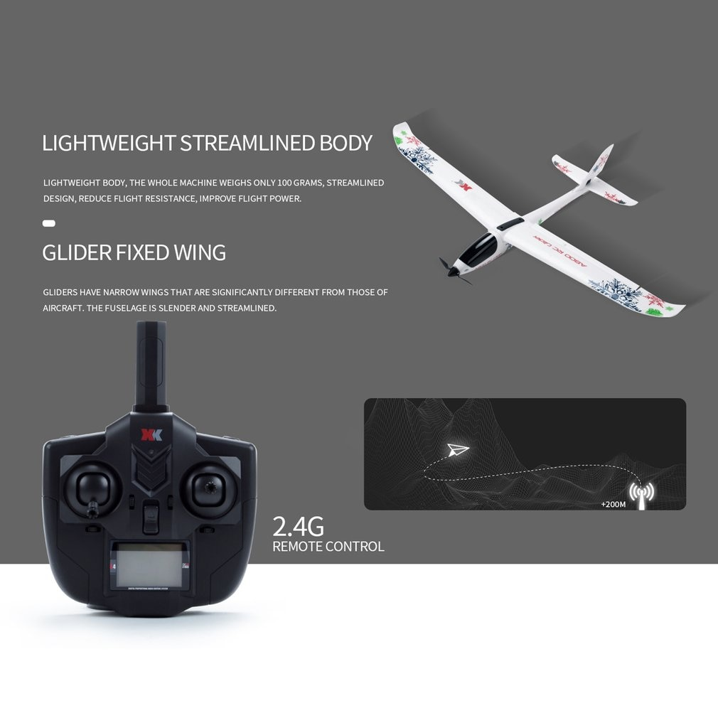A800 Rc Plane Airplane EPP Glider on Radio Control Remotely Model Controlled Helicopter Rc Toys 5CH 780mm 3D6G System Futaba kid enlarge