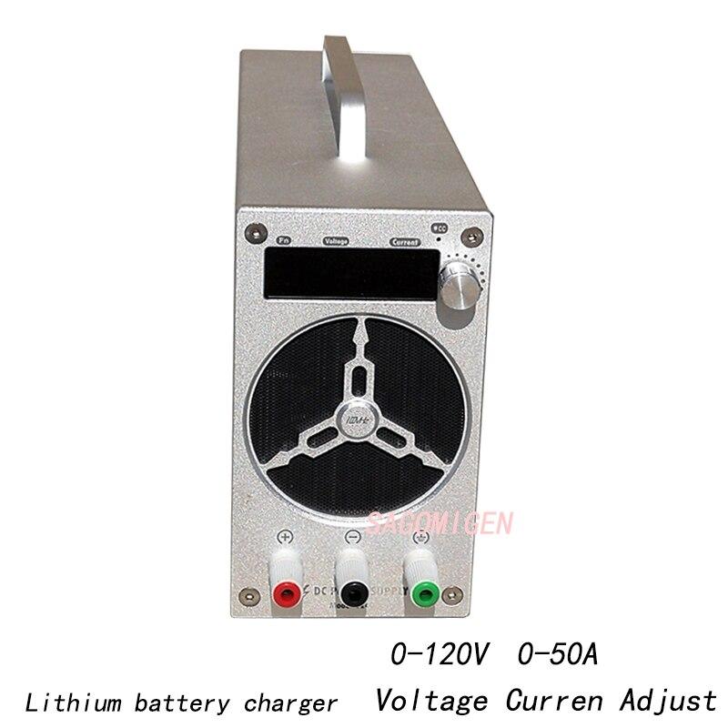 3S 4S 7S 8S 13S 16S 20S 24S ليثيوم Batteri شاحن 12V 24V 48V 60V 72V ليثيوم أيون Lifepo4 بطارية الخلايا الشمسية شاحن 20/40A ضبط