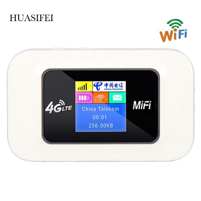 Фото - 3G4G router wireless LTE wifi modem Sim card router MIFI mini wireless portable pocket router 4g sim card 4g wifi router huasifei 4g dual card multi mode intelligent 1200m 3g4g lte dual sim card router openwrt l2tp router wifi modem router with sim