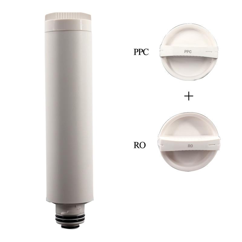 مرشح قطن 1/5 ميكرومتر PP عالمي ، عنصر فلتر CTO/UDF/RO ، فلتر الكربون المنشط الحبيبي لتنقية المياه ، المصنع مباشرة