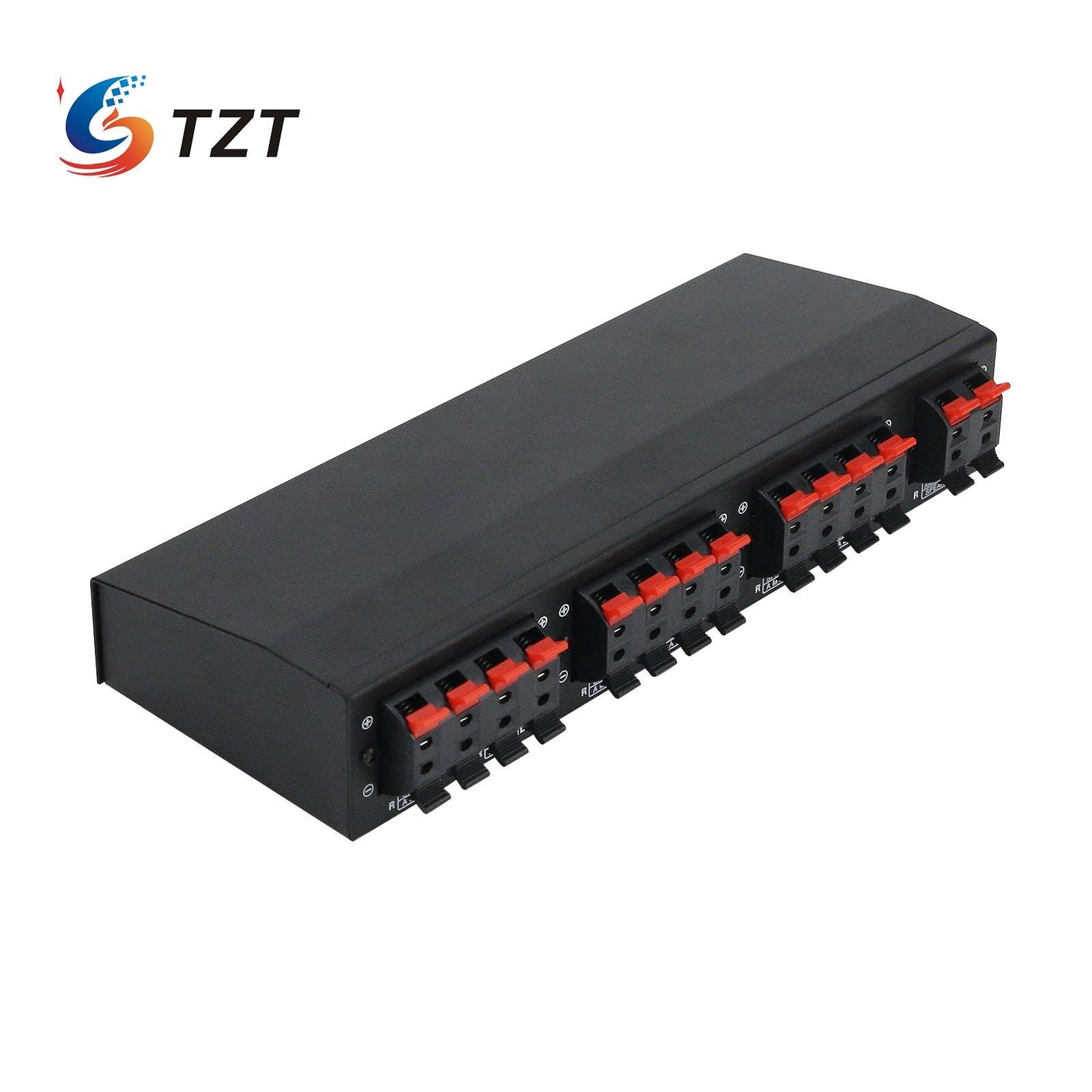TZT-مفتاح اختيار مكبر صوت ستيريو سداسي الاتجاهات ، مفتاح اختيار B898 ، ثنائي الاتجاه