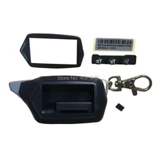 Russian Version C9 Key case keychain Body Cover for Two Way Car Alarm Starline C9 C4 C6 C3 C2 C1 C5