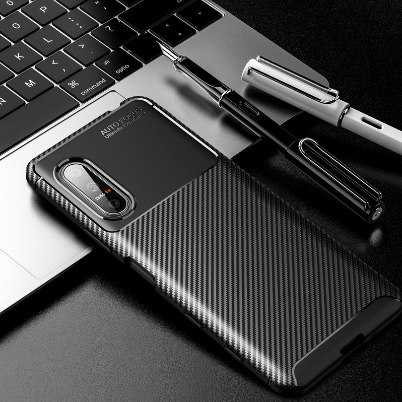 Funda de teléfono de lujo para Sony Xperia 5 II caso Xperia...