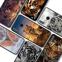 animal tiger phone case for huawei honor10lite 10i 20 8x 10 funda for honor9lite 9xpro back coque