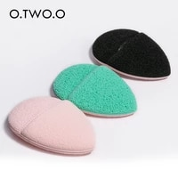 o tw o o shoe sponge face wash puff magic lazy water remover puff online celebrity douyin celebrity style
