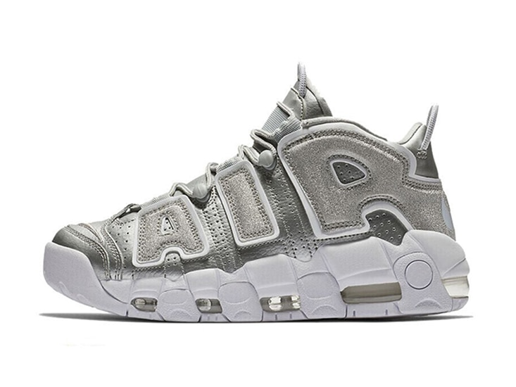 Zapatos Uptempo hommes basket chaussures olympique universitaire Pippen sport marron 3M Scottie pour femmes 96 QS baskets taille 36-46