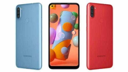 Перейти на Алиэкспресс и купить Samsung Galaxy A11 A115 6,4 дюймсотовый телефон 2 Гб оперативной памяти, 32 Гб встроенной памяти, Восстановленный-99% новый мобильный телефон 13 МП с одной SIM-ка...