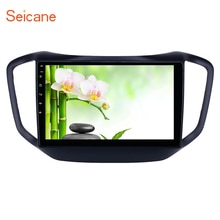Seicane 10.1 inch 2Din Autoradio Android 8.1 GPS Car Radio for Chery Tiggo 5 2014 2015-2017 HD Touchscreen WIFI support Carplay