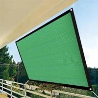 outdoor awnings shade cloth shading net heat insulation sunscreen sun protection for garden patio yard