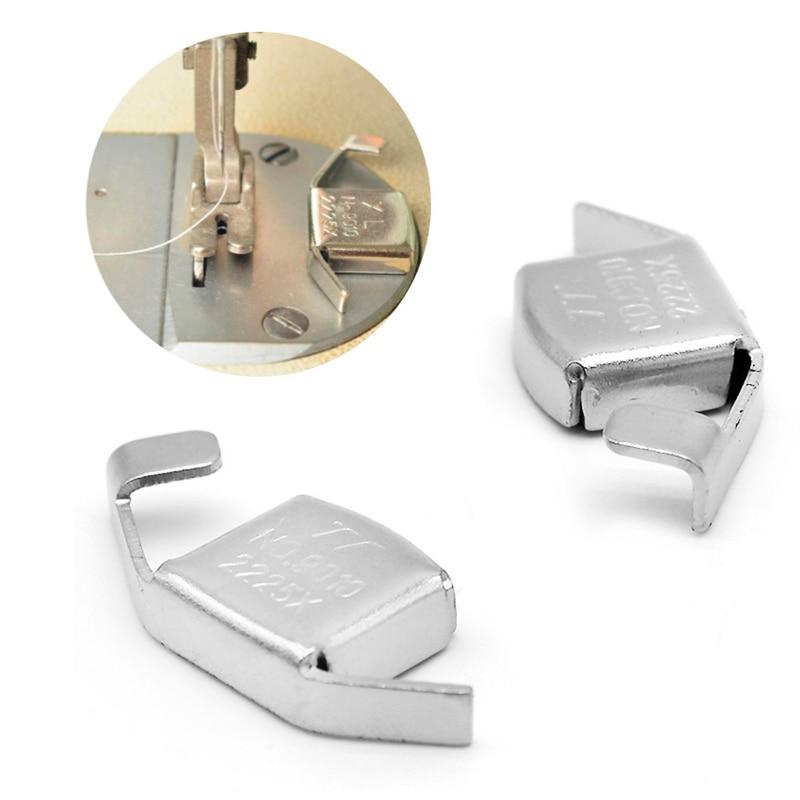 1/3Pcs Universal DIY Sewing Machine Presser Foot Silver Magnet Magnetic Seam Guide Gauge Presser Sewing Guide Press Home Tools