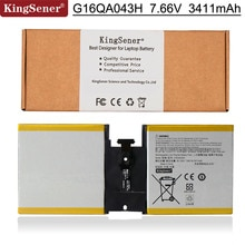 KingSener G16QA043H Laptop Battery For Microsoft Surface Go 1824  4415Y Tablet PC 2ICP4/76/76 7.66V