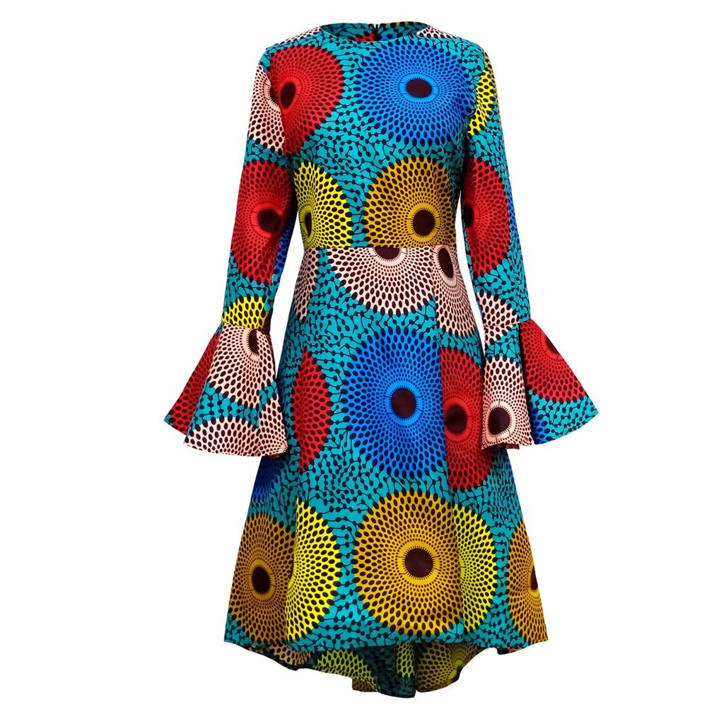 Оптовая продажа, африканская Женская одежда, женская одежда с Африканским воском и принтом Дашики, женская одежда в африканском стиле, женс...