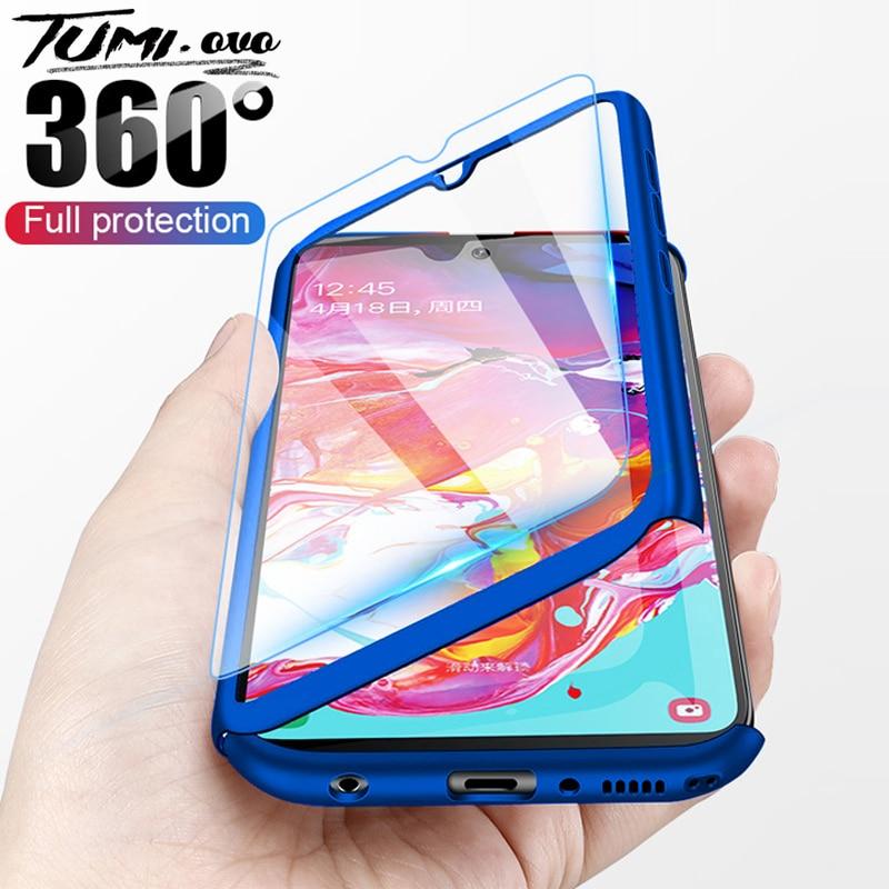 360 tam koruyucu kılıf için Huawei P30 P20 Lite Nova 6 Y5 Y6 Y7 Pro Y9 başbakan 2019 onur V30 20 10i 10 Lite P akıllı Z artı kapak