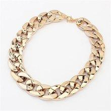 Collar de moda para mujer, diseño especial a la moda, para mujer, aleación de Metal, lápiz labial, pulsera encantadora, joyería para fiesta