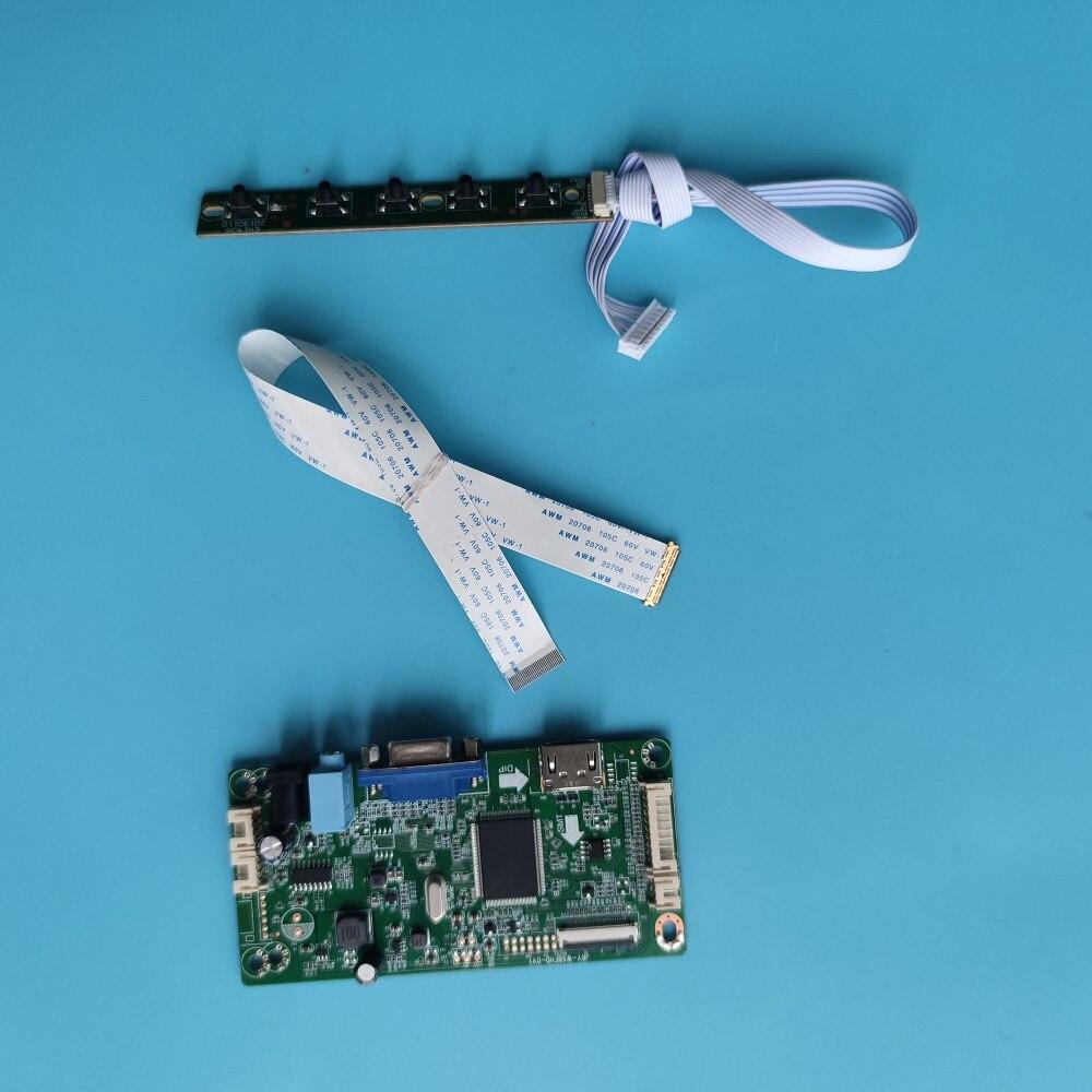 ل LP125WH2-SPT1 سائق مراقب 1366 × 768 شاشة عرض عدة VGA 30Pin LED EDP EDP تحكم مجلس LCD لتقوم بها بنفسك 12.5