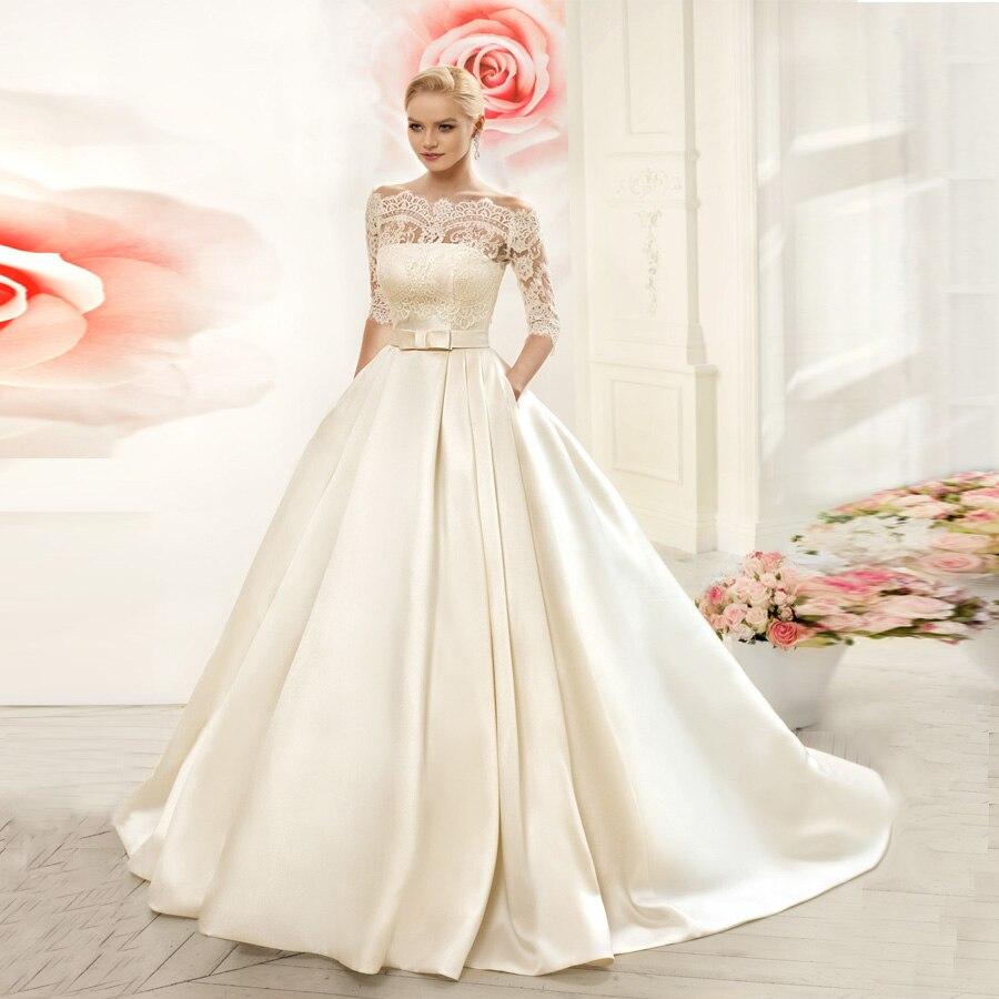 Vestido de noiva vestido de noiva com cinto de laço vestido de noiva vestido de noiva vestidos de noiva