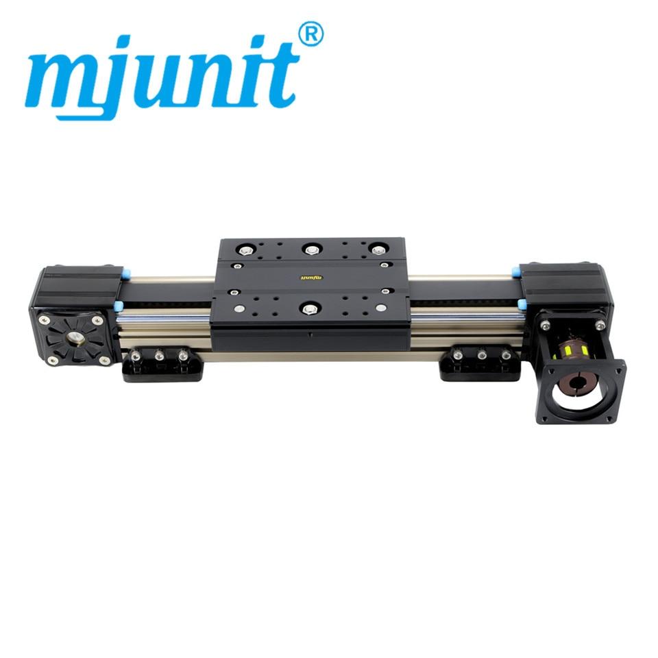 Mjunit-لوحة كهربائية عالية الدقة MJ70 ، حزام مسار منزلق ، دليل وحدة خطية ، طابعة تحديد المواقع الكهربائية الخطية