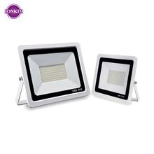 LED Floodlight PIR Motion Sensor 220V 10W 20W 30W 50W 100W Cold Warm White Reflector Waterproof IP66 Outdoor Induction Lighting