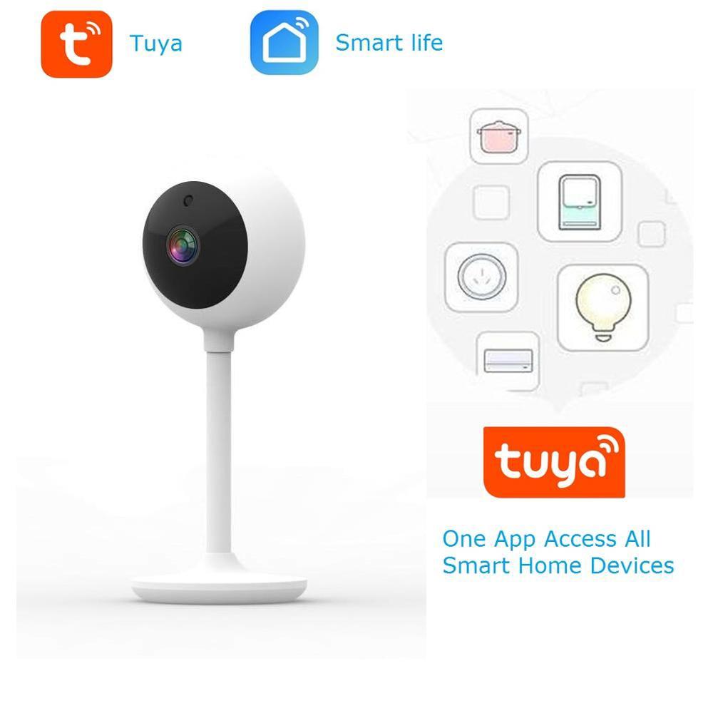 Wdskivi 1080p monitor do bebê mini câmera ip sem fio wi fi câmera de vigilância de segurança cctv câmera push notificação alarme imagem