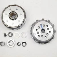 high performance motorcycle clutch assy for loncin cr6 voge300r yf300 engine scooter moped atv go kart motorcycle accessories