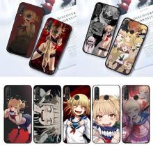 Zororong Himiko Toga Phone Case For Huawei MATE P 20 30 40 PRO LITE